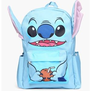 LOUNGEFLY DISNEY STITCH COCONUT SLOUCH BACKPACK